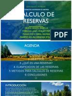 CALCULO DE RESERVAS.pptx