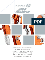 Manual pistola Sagola Xtrem 4600