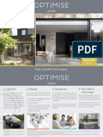 Optimise Home Guide New - 2019