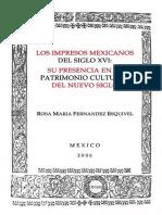 Impresos Mexicanos