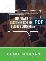 0.Blake Morgan b2b Customer Experience eBook EU TRADUZIDO