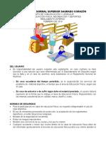 Reglamento Interno de Educación Física 2019