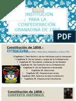 Constituciòn Para La Confederaciòn Granadina de 1958