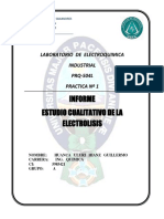 ELECTROQUIMICA - INFORME 1