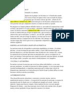 Comparaciones Sociales a La Baja