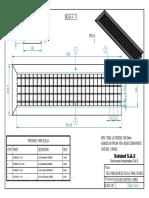 Req. 8 Fabricacion de Rejilla Trafico Pesado (Nueva Propuesta)