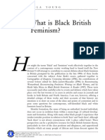 Young Black British Feminism