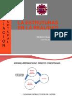 Modelacion de las Estructuras Expocicion 1.1