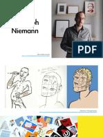 final mddn413 graphic design practice - project 2 - research report   presentation on christoph niemann - joyce kim