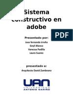 Sistema Constructivo en Adobe DOC