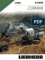 Coal Contractors R 9250 Job Report EB_R-9250_enUS_03