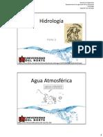 201810 Hidrología 03 Precipitación