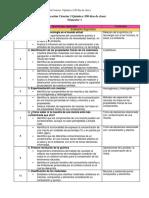 Ciencias 3 Sec Dosif 190 Prog 2011