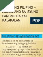 UGNAYANG PILIPINO- AMERIKANO SA ISYUNG PANGMILITAR (1).pptx