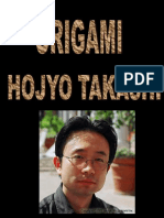 377305288 Hojyo Takashi Complejidad Origami Contemporaneo