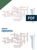 Juego Educativo CRUZALETRAS - Basado en La Novela EL PRINCIPITO
