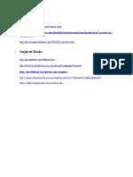 Link of Hindi and Gujarati Books.doc