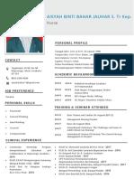 CV Aisyah Binti Bahar J, diupdate 2019.pdf