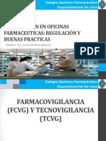 Farmacovigilancia y Tecnovigilancia CQFL 3
