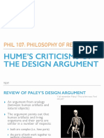 Hume_s Criticisms of the Design Argument-2