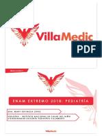E EXTREMO 2018 - Pediatría - Online