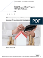 All About Real Property Gains Tax (RPGT) in Malaysia _ PropertyGuru Malaysia