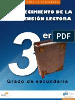 Lecturas con preguntas  y respuestas - 3º secundaria(1).pdf