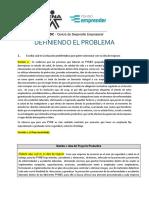 Definiendo El Problema Actividad 1 Proyecto Productivo de Natalia