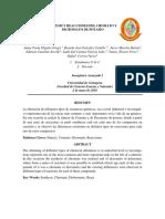 Lab 3. Inorganica Avanzada I