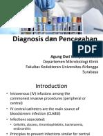 Diagnosis Dan Pencegahan BSI ADW