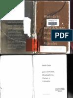 Wabi-Sabi para Artistas, Diseñadores, Poetas y Filosofos - Leonard Koren