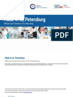 Made in St.petersburg Official Export Directory of St.petersburg 2019