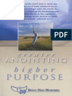 Greater Anointing _. Higher Pur - Benny Hinn
