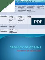 Geology of Oceans 2nd