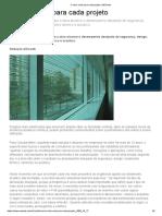 O Vidro Certo Para Cada Projeto _ AECweb