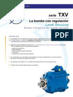 hydroleduc_bomba hidráulica TXV_es.pdf