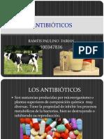 Los Antibioticos