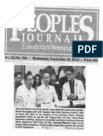 Peoples Journal, Sept. 18, 2019, Department of OFW Now House Majority Leader and Leyte Rep. Martin Romualdez with speaker Alan Peter cayetano.pdf
