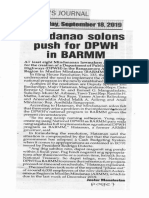 Peoples Journal, Sept. 18, 2019, Mindanao solons push for DPWH in BARMM.pdf