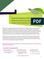BioAid 5535 Benefit Sheet en A4