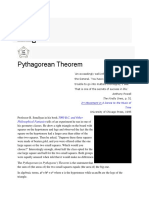 Phytagorean theorem