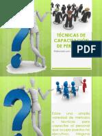 tcnicasdecapacitacion-140726141152-phpapp01