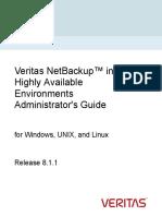 NetBackup81_AdminGuide_HighAvailability