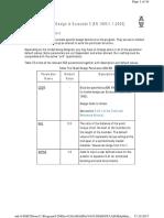 Design Paameter (European Code) en 1993