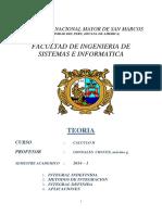CALCULO-2 Teoria Resumen de Integrales