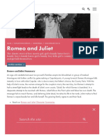 Summary of Romeo and Juliet _ Shakespeare Birthplace Trust134156