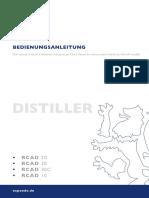 RCAD30C distiller