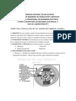 ESTRUCTURA E INSTALACIÓN DE LAS MAQUINAS DE CORRIENTE CONTINUA