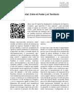 Editorial Revista Kabái 23