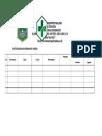 6.1.2e Bukti Pelaksanan Perbaikan Kinerja - Copy
